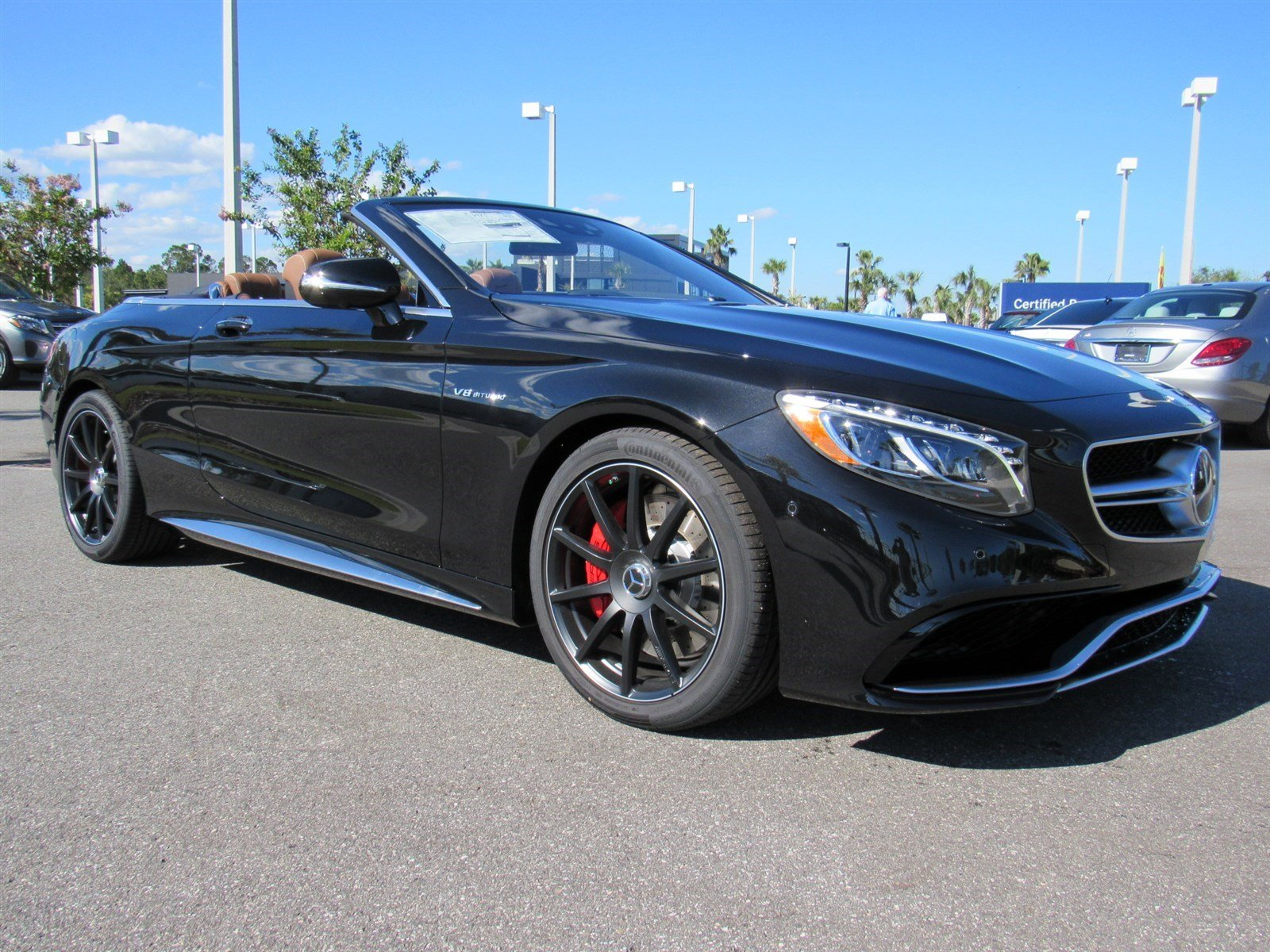 new 2017 mercedes benz s class amg s63 4matic convertible in daytona beach ha024301 mercedes. Black Bedroom Furniture Sets. Home Design Ideas